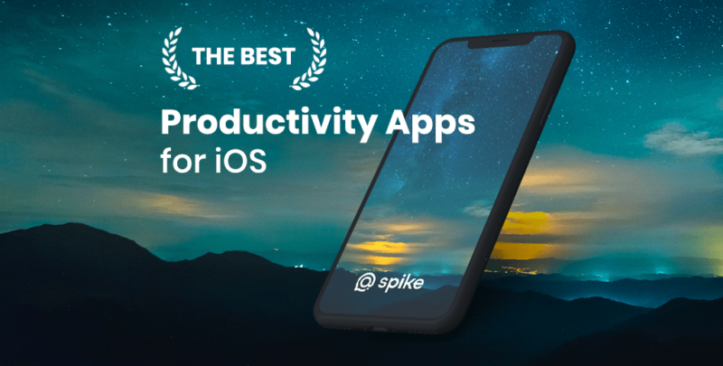 best productivity apps on ios