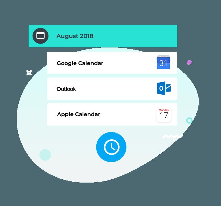 manage your calendar