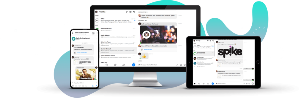 Spike-Multi-Plattform-E-Mail-App